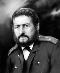 капитан-лейтенант Александър Конкевич, пръв командващ на Българския военен флот и основател на Морското училище